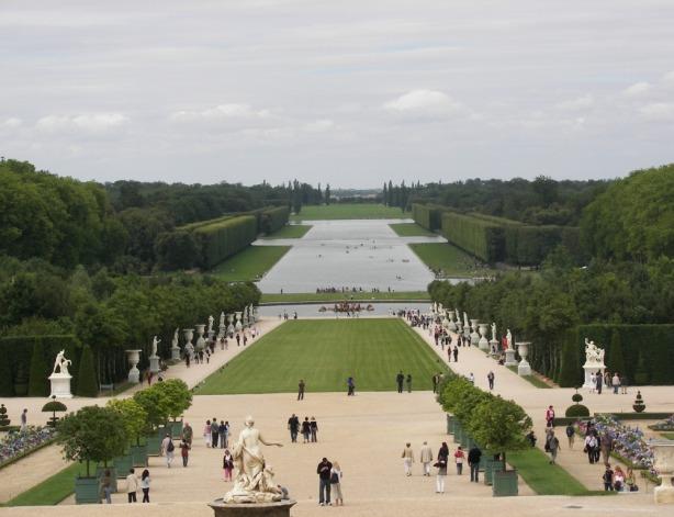 Jardines Versalles