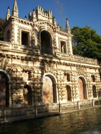 Estanque de Mercurio Sevilla