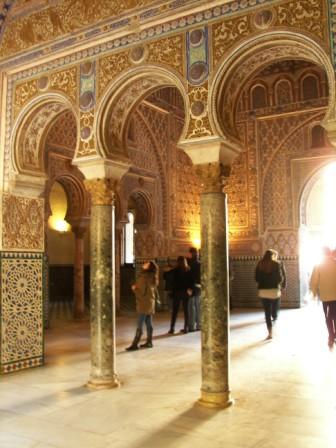 Palacio Pedro I Sevilla
