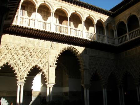 Patio de las Doncellas Sevilla