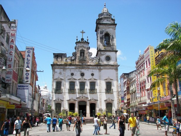 Iglesia Recife
