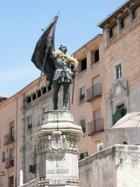 Monumento a Juan Bravo