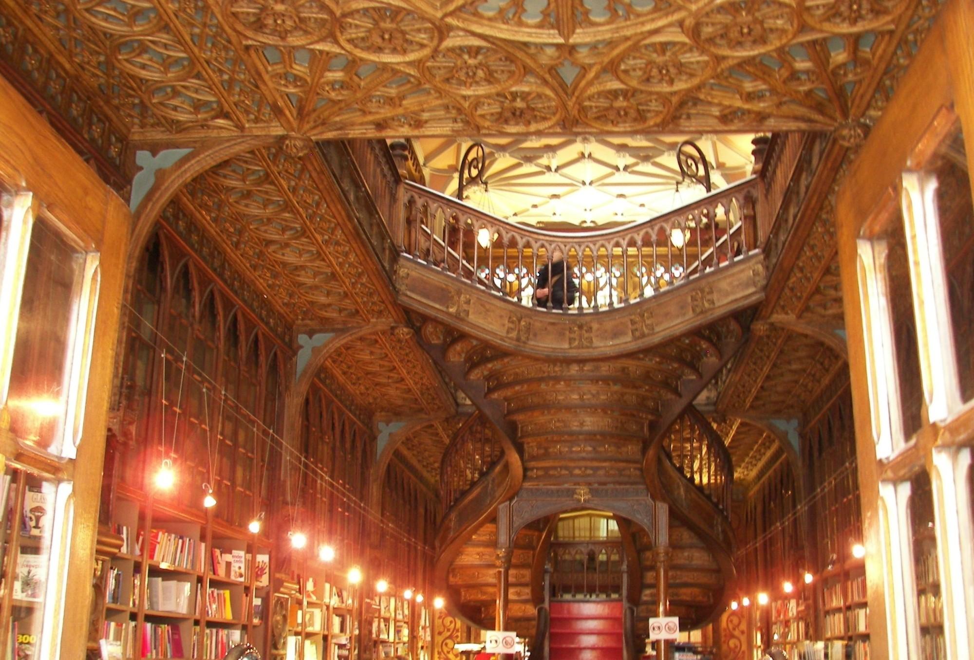 Librería Oporto