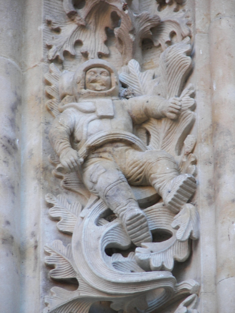 Astronauta Salamanca