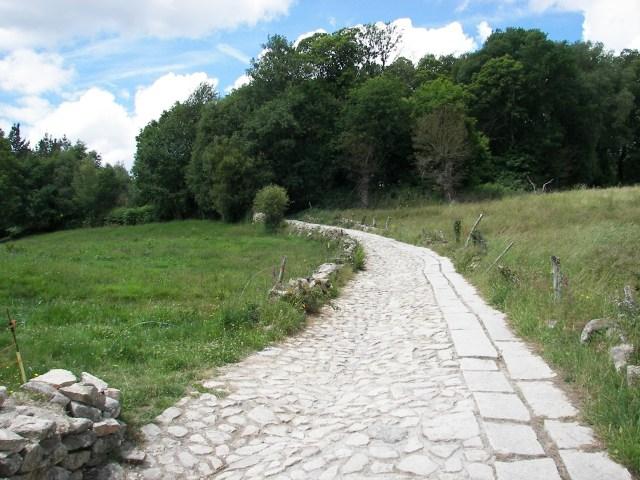 Camino de Santiago España