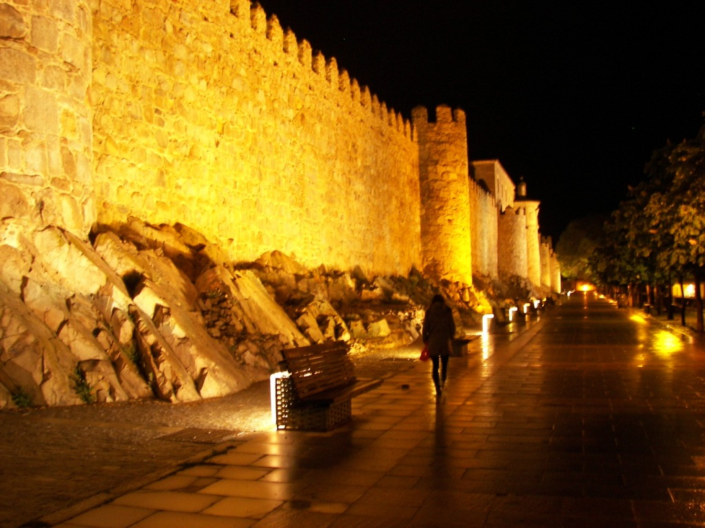 murallas Avila