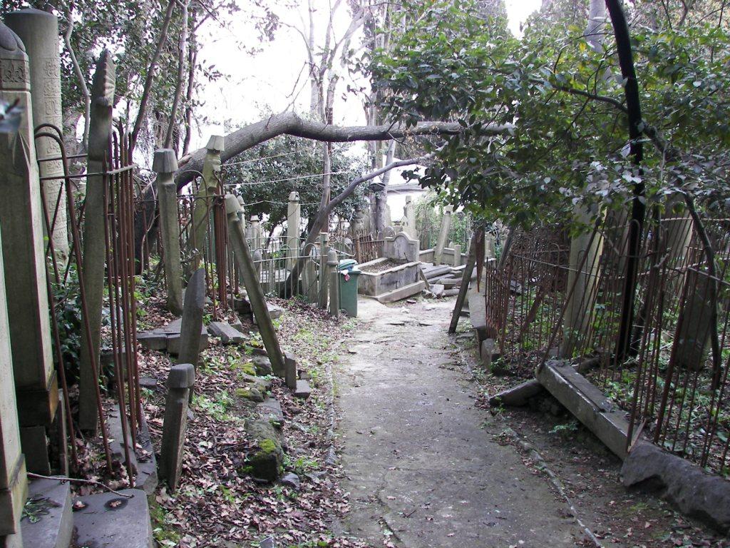 Cementerio Estambul