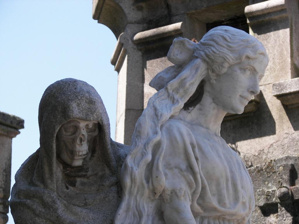 La muerte Cementerios