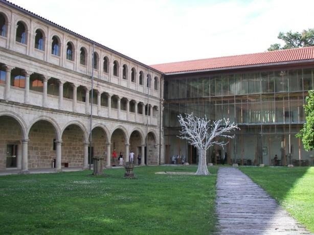 Monasterio de Santo Estevo de Ribas do Sil