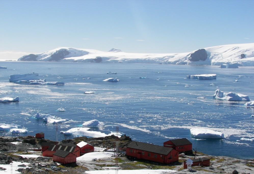 Antartida viajes