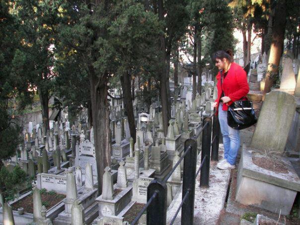 Cementerio Dönme Estambul