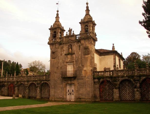Pazo de Oca Galicia