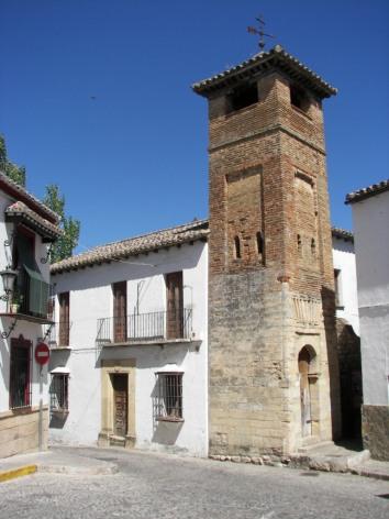 Antigua mezquita de Ronda