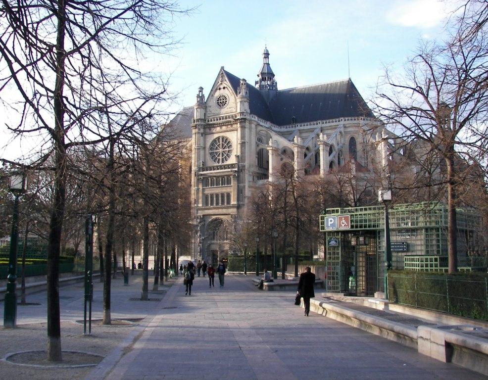 Saint-Eustache París