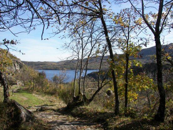 Senderos Lago de Sanabria