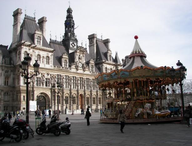 Ayuntamiento de la ciudad de París