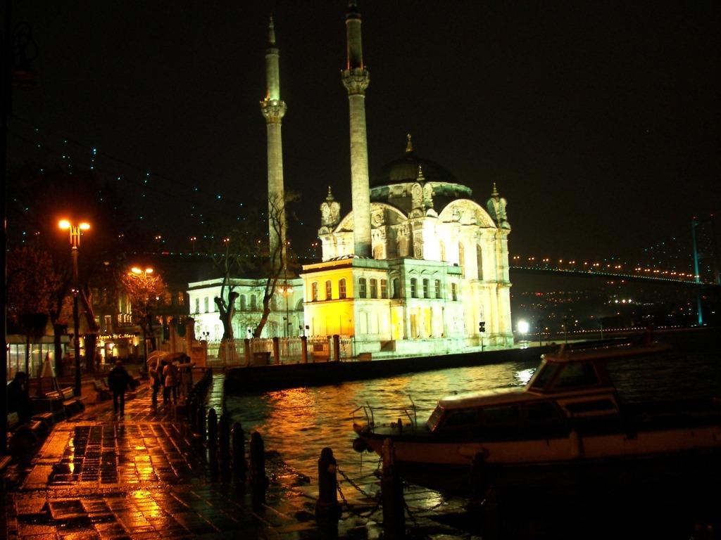 Mezquita de Ortaköy Estambul