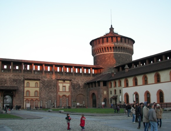 Castillo Sforzesco