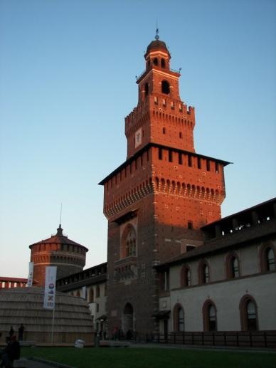 Castillo Milan