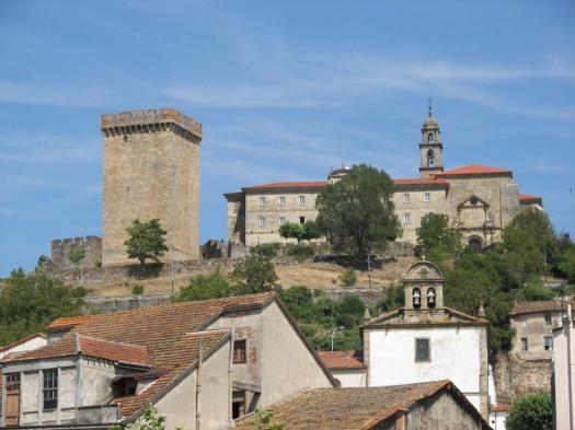 Monasterio de San Vicente do Pino