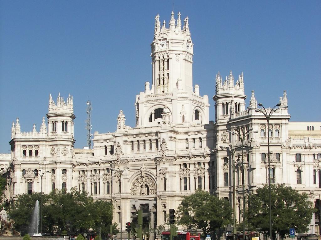 Palacio de Telecomunicaciones