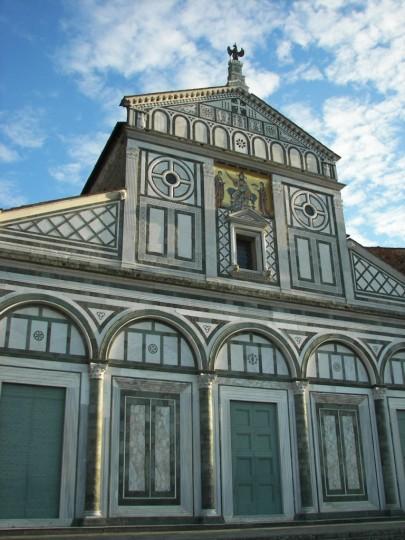 San Miniato Florencia