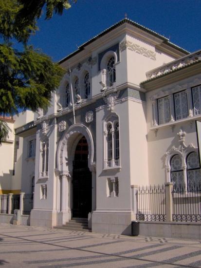 Banco de Portugal en Algarve