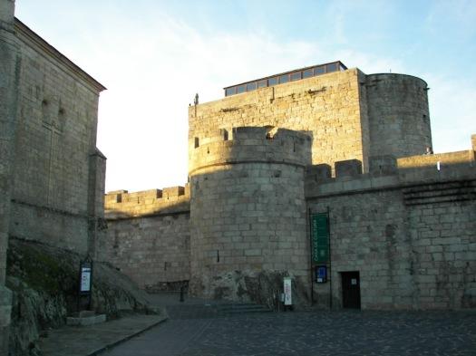 Castillo de Puebla de Sanabria