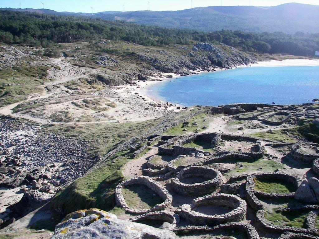 Castro de Baroña Galicia