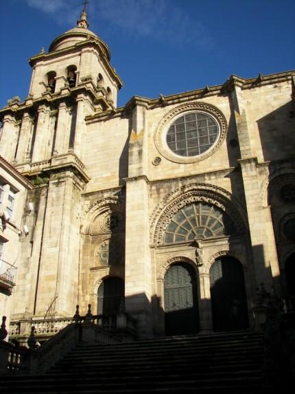 Catedral de Orense fachada