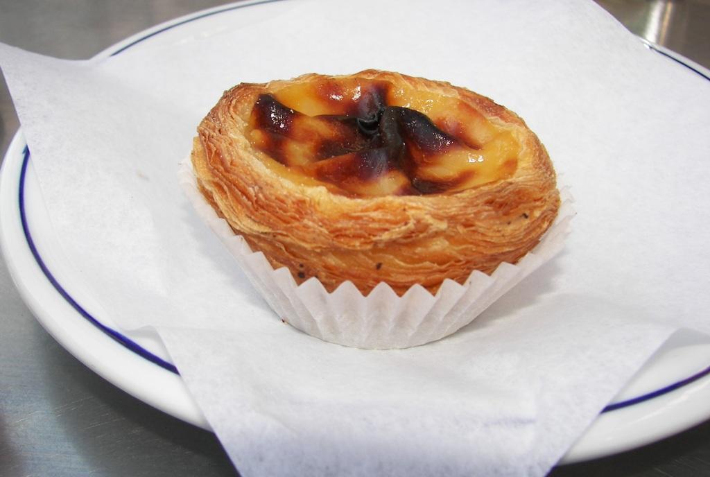 Pastel de nata Portugala