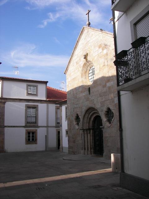 Monçao iglesia
