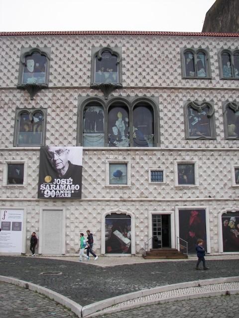 Casa dos Bicos Portugal