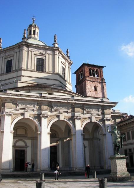San Lorenzo Maggiore Milan