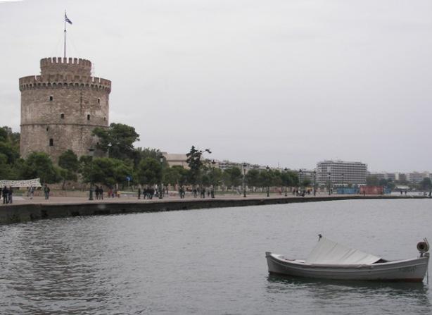 Torre blanca Salonica