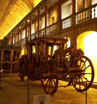 Museo de las carrozas