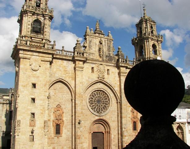 Catedral de Mondoñedo Lugo