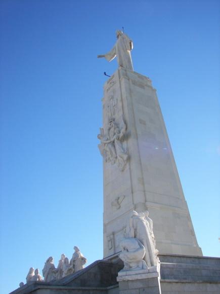 Cerro de los Ángeles Madrid