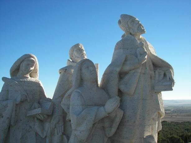 Cerro de los Ángeles Getafe