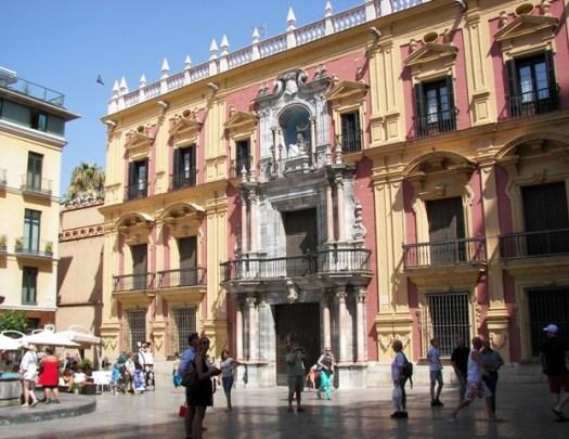 Palacio episcopal Málaga