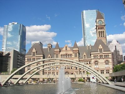 Old City Hall Toronto