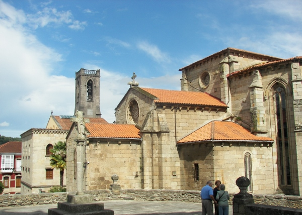 Santa Maria Azogue Betanzos