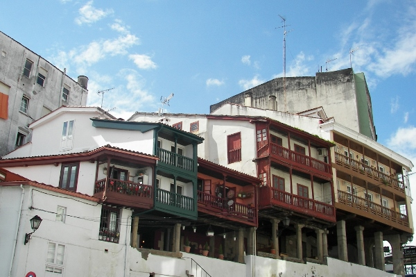Casas en Betanzos