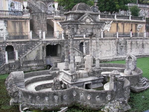 Parque Pasatiempo Betanzos