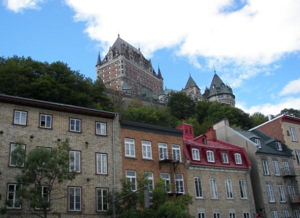 Château Frontenac Quebec