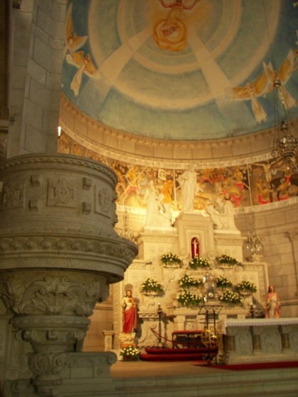 Santa Lucía Viana do Castelo