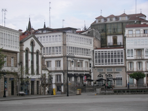 Plaza Garcia Naveira