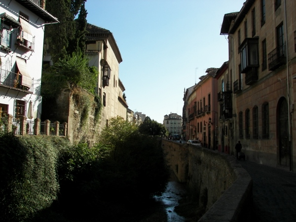 Granada viajes