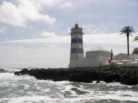 Faro de Santa Marta en Cascais