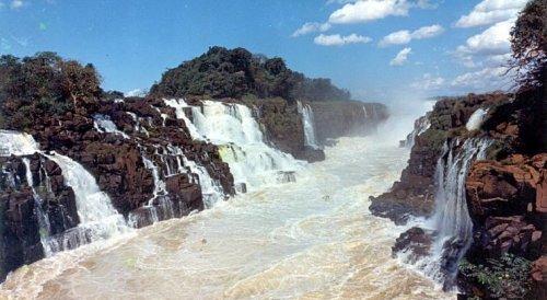 Saltos del Guairá Paraguay